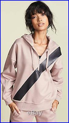 Adidas by Stella McCartney Women's Yoga Comfort Hoodie, Smoked Pink
