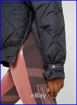 Adidas by Stella Mccartney athletic sport climastorm padded jacket (RRP219.99)