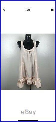 Adidas by stella mccartney Pink Ruffle Tennis Dress Small
