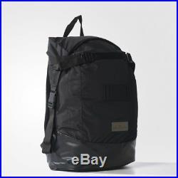 Adidas x Stella McCartney Backpack AP9125 Women's Black Noir Wide Bag NWT Rare