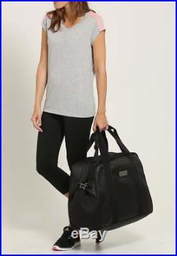 Adidas x Stella McCartney Essentials Big Bag AP4314 Luxury Women's Black Rare