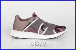 Adidas x Stella McCartney Pure Boost Size US 7.5 Mauve Floral Print NIB