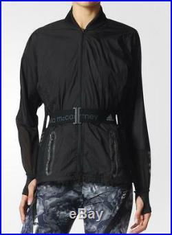 Adidas x Stella McCartney Run Jacket Windbreaker S99199 nwt Small