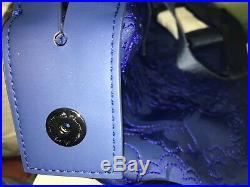 Adidas x Stella McCartney Studio Bag Medium DM3455 Luxury Women's Blue Rare