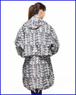 Adidas x Stella McCartney Studio Image Parka Print Jacket S Size