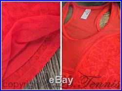 BNWT ADIDAS STELLA MCCARTNEY Tennis Dress Fitness Dance Skirt Swim Coverup S