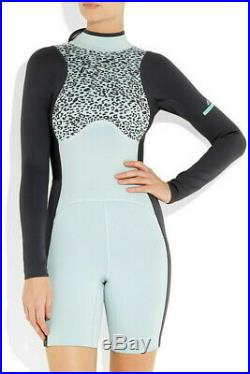 BNWT Adidas by Stella McCartney Swim wetsuit printed neoprene UK 12 DE 38