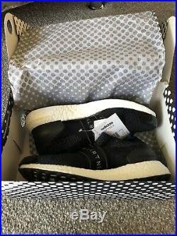 BNWT Stella McCartney Adidas ULTRABOOST X 3D SHOES Core black Size UK 6