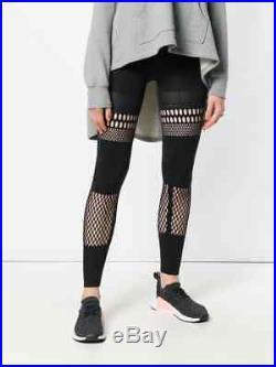 d9cefb33db08c9 BNWT Women ADIDAS Stella McCartney Leggings Yoga Gym S Cutout Black Sexy