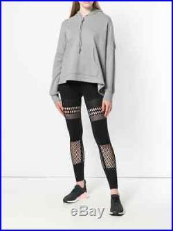 BNWT Women ADIDAS Stella McCartney Leggings Yoga Gym S Cutout Black Sexy