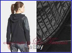 Bnwt Adidas By Stella Mccartney Fleece Hoodie Jacket Golf Running Gym Xs 32 34