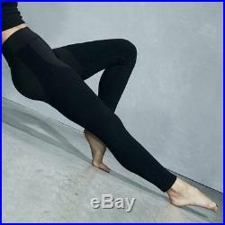 Bnwt Carbon38 Michi Cadence Black High Waisted Leggings Adidas Stella Mccartney