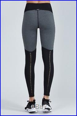 Bnwt Michi Dusk Leggings Adidas Stella Mccartney Mesh Sheer Gym Fitness S