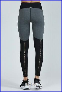 Carbon38 New Michi Dusk Stella Suspender Adidas Leggings Mccartney Black Grey S