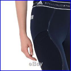 NEW Adidas Stella McCartney Fleece Lined Tight Run Leggings Yoga Gym Pants S