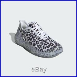 NIBAdidasX STELLA MCCARTNEY COURT BOOSTSneakerWhite Animal PrintSize 6