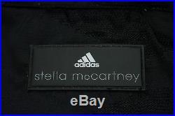 STELLA MCCARTNEY ADIDAS Studio/Gymnastics Lightweight Sport Jacket, Size XL