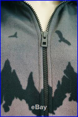 STELLA MCCARTNEY Adidas Pink Black Purple Hoodie Long Sleeve Sweater Top UK8