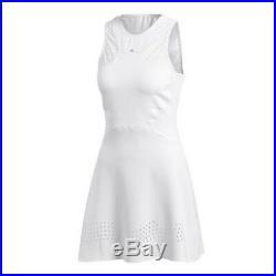 STELLA McCARTNEY X Adidas CY1904 Breathable TENNIS DRESS & Shorts WHITE (M)