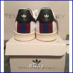 Signed STELLA McCARTNEY x Stan Smith adidas with autographed sneakers 27cm