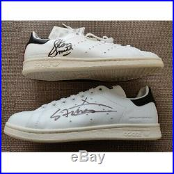 Signed STELLA McCARTNEY x Stan Smith adidas with autographed sneakers 28cm