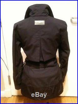 Stella McCartney Adidas RECCO Ski Jacket Purple Suit uk 8 small 10 RRP £385