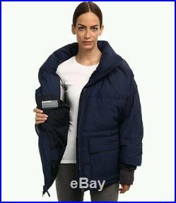 Stella McCartney Adidas Sports D'hiver Puffa Jacket M34598/INDIGO/UKMEDIUM