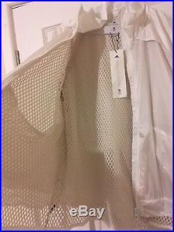 Stella McCartney Adidas Team GB / London 2012 White Jacket Size 8