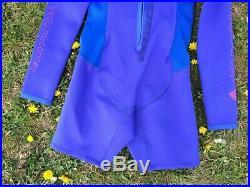 Stella McCartney Adidas Wetsuit ROYAL BLUE Surfing Swimming WOMEN S BODY SUIT