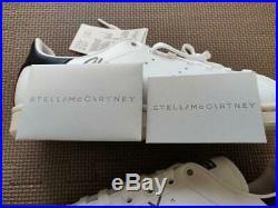 Stella McCartney Stan Smith Signed Unused Sneaker White US 10 Rare Genuine F/S