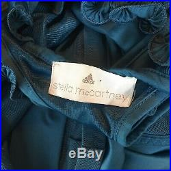 Stella McCartney for Adidas Blue Ruffle Tennis Dress Size S Hard to Find! NEW