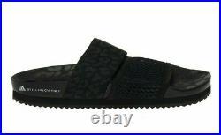 Stella McCartney x Adidas Stella-Lette Slides Sandals Black EF2229 Women's 7US