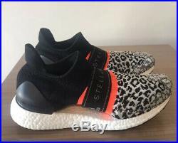 Stella McCartney x Adidas Ultraboost x 3D Black SHOES UK7.5 US9, BC0314 GENUINE