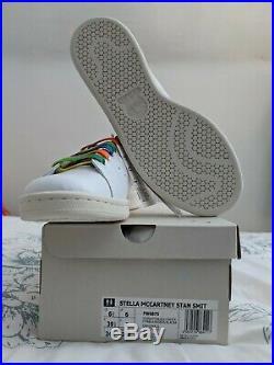 Stella Mccartney Stan Smith Adidas Trainers Size 6 UK 6.5 US Vegan Shoes BNWT