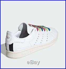 Stella Mccartney Stan Smith Adidas Trainers Size 6 UK 7 US Vegan Shoes BNWT