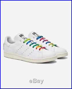 Stella Mccartney Stan Smith Adidas Trainers Size 7 UK Vegan Shoes Free P&P