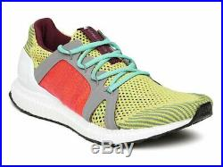Stella Mccartney X Adidas Ultra Boost Yellow Zest Size Uk4.5 Us6 Eu37 1/3 Rare