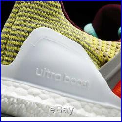 Stella Mccartney X Adidas Ultra Boost Yellow Zest Size Uk4 Us5.5 Eu36 2/3 Rare