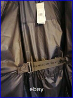 Stella mccartney exclusive, adidas, long padded winter jacket, puffer, BNWT