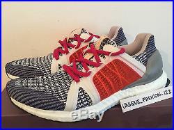 Wmns Adidas Ultra Boost Stella Mccartney Us 6 Uk 4.5 37 37.5 Af6436 Blue White W