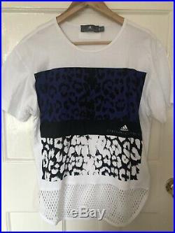 Womans Stella McCartney Adidas sport puffa jacket Size S & Stella Tshirt BNWT