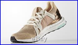 Women's Adidas By Stella Mccartney Ultraboost Shoes Copper Metallic 40 2/3/uk7