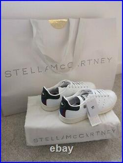 Women's Vegan Stella McCartney Adidas Stan Smith Trainers size UK 7.5
